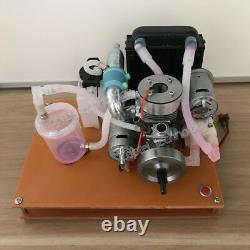 Methanol Engine Model Toy Mini Boat Aircraft Car Truck DIY Generator Motor 12V