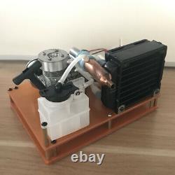 Methanol Engine Model Toy Mini Car Boat Truck DIY Generator Motor Nitro Engine