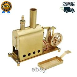 Microcosm M89 Mini Stirling Engine Steam Motor Boiler Model DIY Educational Toy