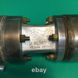 MiniJet Motors J-3 Pulse Jet NIB Model Airplane Engine 1946 Control Line Dyna OS