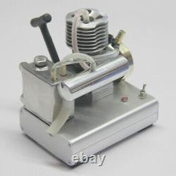 Mini DIY Gasoline Engine Model Toy Mixture Petrol Engine Power Generator Motor