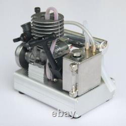Mini DIY Methanol Engine Generator Model Toy in-built Igniter Air-cooling Motor