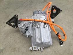 Motor Drivetrain Engine Rear Hinten TESLA Model S 85D AWD