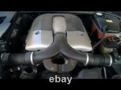 Motor Engine 4.2L R Model VIN C 8th Digit Fits 06-08 S TYPE 4154333