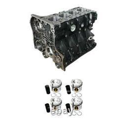 NEU Motorblock Set 1 Mercedes 2.2 CDI OM651 E-/S-Klasse SLK GLK Sprinter engine