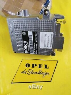 NEU + ORIGINAL Opel Corsa A 1,6 GSi E16SE elektrisch Steuergerät Lufmengenmesser