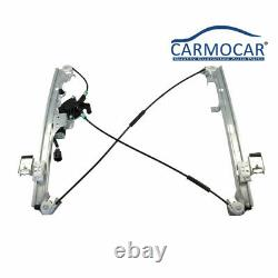 New Front Driver Side Power Window Regulator with Motor For Chevy GMC Cadillac