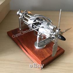 New Hot Air Stirling Engine Motor Model Creative Motor Engine Toy Novely Engine