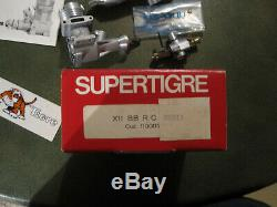 New In Box Super Tigre X11 BB Model Airplane RC Engine Motor