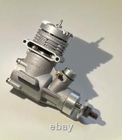 New in Box Super Tigre 35 Combat Control Line Model Airplane Engine Motor