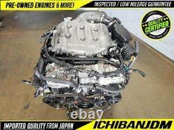 Nissan 350z Engine Vq35 Vq35de Motor 3.5l V6 2003 2004 2005 Base Model