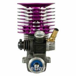 Novarossi MITO-4OFF 3.5cc 4 Ports Turbo F/R Ceramic BB 1/8 Off-Road Nitro Engine