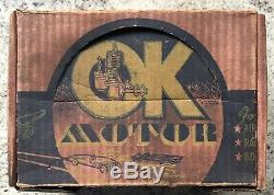 OK Motor #7634 Model Airplane Engine in Box