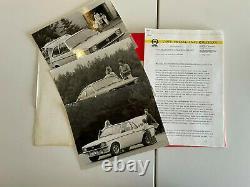 ORIGINAL OPEL Broschüre+Werksfotos Presseinformation Kadett C Berlina + Caravan