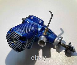 OS MAX LA-S 46 Byron Barker Tuned Control Line Model Airplane Engine Motor