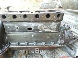 Original Antique 1925 FORD Model T Ford Engine Motor Transmission & Parts RATROD