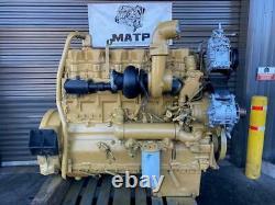 Perfect 1995 Caterpillar 3406E Diesel Engine 40-Pin 5EK40988 14.6L Jake Brakes