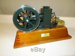 Pro Machined & Built, Hit and Miss Scale Model Gas Engine, Motor Odds n Ends