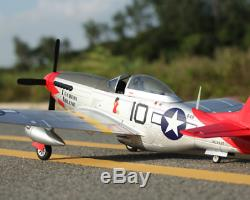 RC Airplane Plane PNP model P51 remote control planes with motor engine aircraft