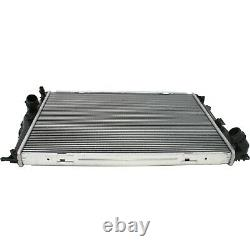 Radiator For 06-11 BMW 3-Series E90 Non-Turbo, N52 Motor (witho SULEV)