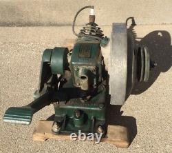 Rare Early Maytag Side Exhaust Engine Model 92 Motor 1928 Runs Great! WILL SHIP