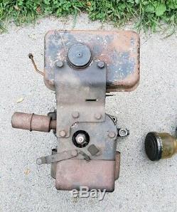 Rare Vintage Briggs & Stratton CHOREMASTER Engine Gas Motor Model 8 B&S
