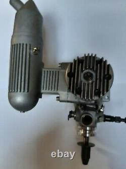 Rarität OS Max 61 SF ABC 2-Takt Motor, Moteur, Engine R/C Model Flugzeuge