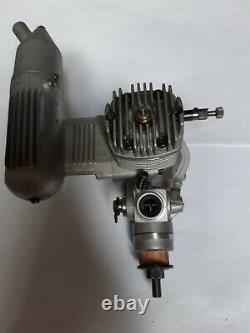 Rarität O. S. Max 46 FX R/C 2-Takt Motor, Moteur, Engine R/C Model Flugzeuge