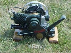 Restored 1934 Maytag Model 31 Engine Motor Hit Miss Wringer Washer VINTAGE