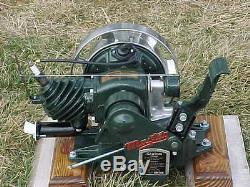 Restored 1936 Maytag Model 19 Engine Motor Hit Miss Wringer Washer VINTAGE