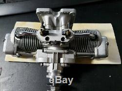 Saito FA-90T Twin Four Stroke R/C Glow Engine Model Airplane Motor LNIB