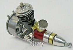 Scarce COX TEE DEE. 051 Model Airplane Engine gas r/c motor #200 TATONE gm