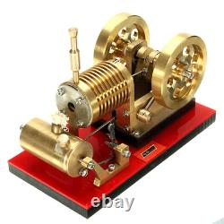Stirling Engine Kit Motor Air Cylinder Heat Model Pure Copper Educational Toy