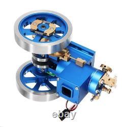Stirling Engine Metal Hit & Miss Gas Combustion Cylinder Motor Model STEM Toy