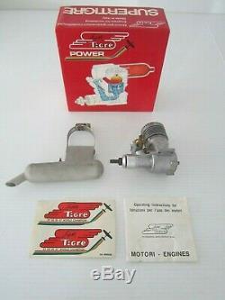 Super Tigre Saturno V 60 R/C Model Airplane Remote Control Line Engine Motor