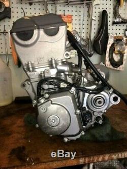 Suzuki RMZ 450 engine/motor 2014 will fit in 2012 to 2018 models