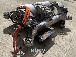 TESLA MODEL S Rear large DRIVE UNIT ENGINE MOTOR electric q version