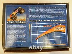 TRAXXAS TRX 3.3 RACING ENGINE BUMP START SLIDE CARB Model # TRX 5404