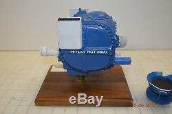 Teledyne Continental Motors Aircraft TCM RGT-3600 Gas Turbine Engine Desk Model