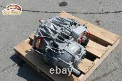 Tesla Model 3 Awd Front Drive Unit Engine Motor Oem 2017 2020 -11k Miles