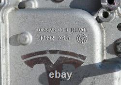 Tesla Model 3 Awd Rear Drive Unit Engine Motor Oem 2017 2020 -11k Miles