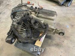 Tesla Model S 75d Rear Drive Unit Engine Motor Awd Small Unit 16-19