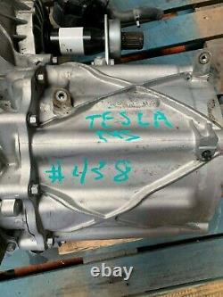 Tesla Model S 90d Front Drive Unit Engine Motor 3.0-150 Oem #458