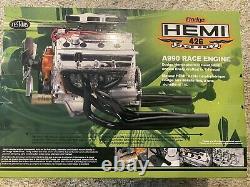 Testors 426 A-990 Race Hemi Engine Motor Model Kit New Huge 1/4 Scale