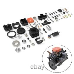 Toyan FS-S100AC DIY Kit 4-Stroke Methanol Desktop Engine For Model Car RC Motor