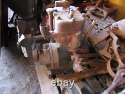 Universal Motor Co Model WKH Engine