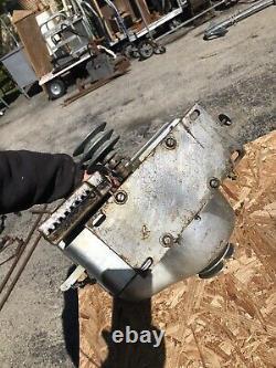 VINTAGE GO KART POWER PRODUCTS Model 1000 ENGINE MINI BIKE MOTOR Parts or Repair