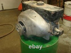 VINTAGE GO KART POWER PRODUCTS Model 150 ENGINE MINI BIKE MOTOR FREE SHIPPING