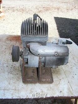 Very Rare Vintage 1961 Model 6507 A. Stihl Go Kart Motor Based On Stihl 090