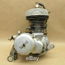 Vintage 1937 Fichtel Sachs Model 1932 SM98 Engine Motor 98cc #280759